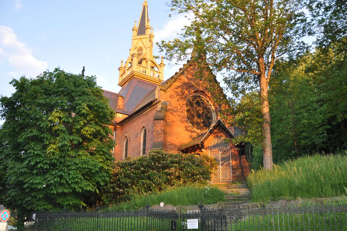 Англиканский костел Св.Луки
