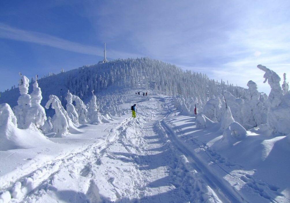 Горнолыжные курорты Чехии - зимний отдых в Чехии