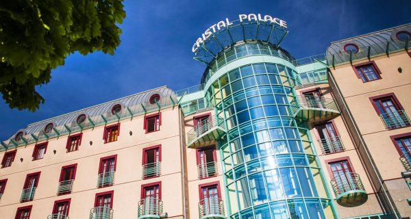 Отель Cristal Palace 4* в Марианских Лазнях