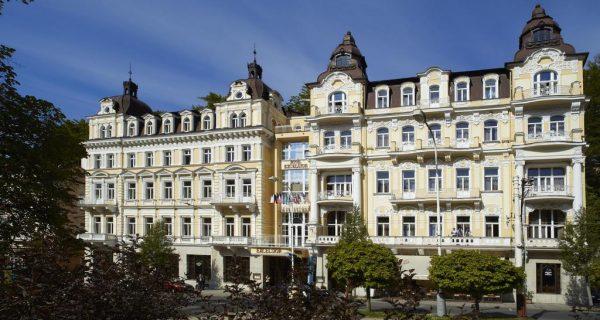 Отель Excelsior 4* в Марианских Лазнях