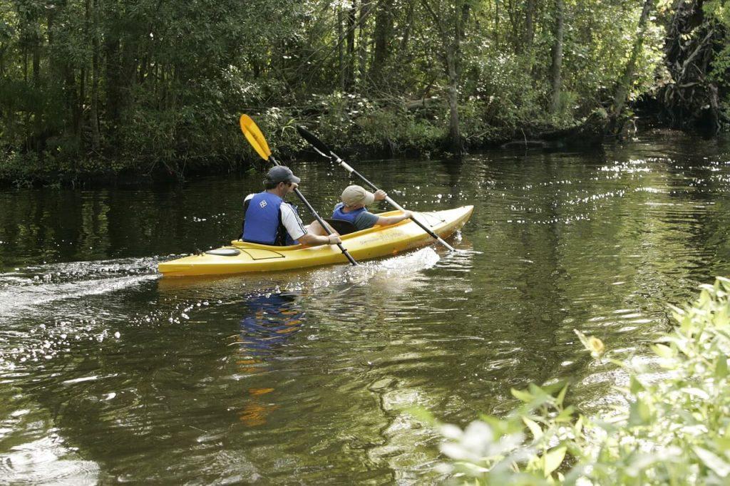 Активный отдых в Чехии - Водный туризм