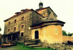 Окрестности Кутна Горы. Крепость Малешов