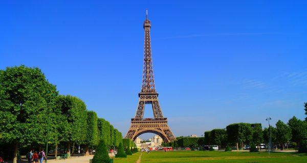 Экскурсии из Карловых Вар в Париж