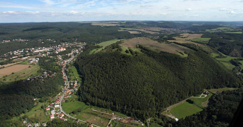 известная во всей Чехии деревня Страдонице