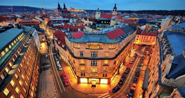 Почему недвижимость в Праге?