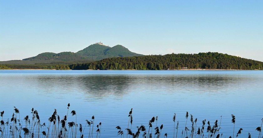 Поездка на Махово озеро (Máchovo jezero) или где можно искупаться в Чехии
