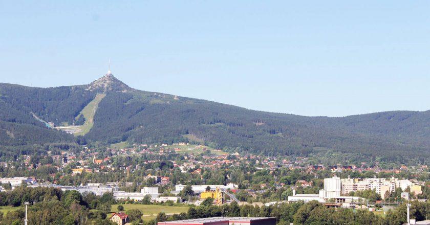 Либерец или пейзажи северной Чехии